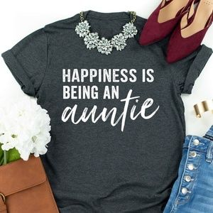 Happiness Is Being An Auntie T--Shirt